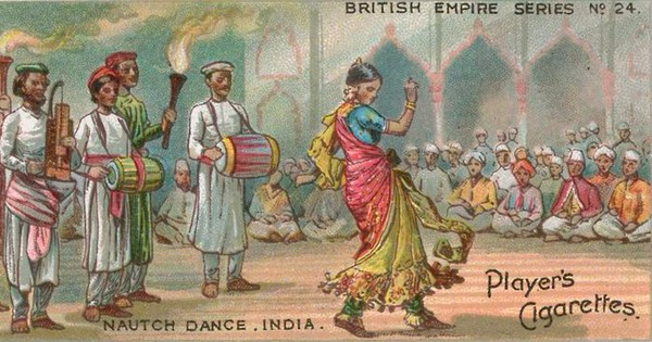 Photos: When cigarettes told a Raj-inspired Indian story