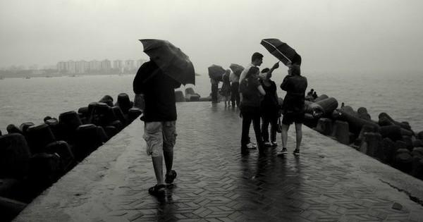Mumbai receives pre-monsoon showers, first rain of the season