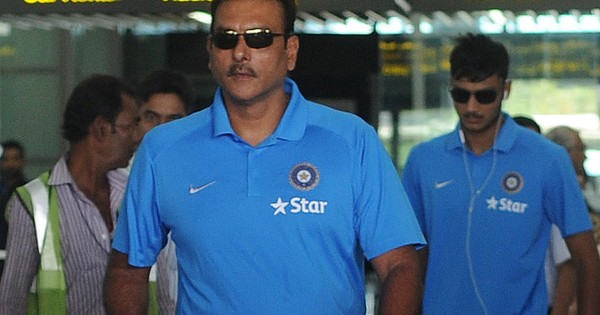 Cricket: BCCI to announce new Indian team coach today, Ravi Shastri is front runner