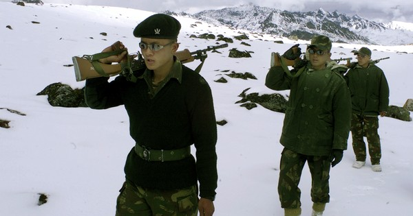 Chinese troops crossed over into Arunachal Pradesh, say reports