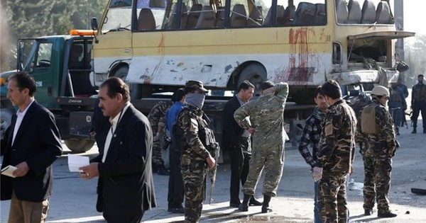 Two Indians among 25 killed in terror strikes in Afghanistan