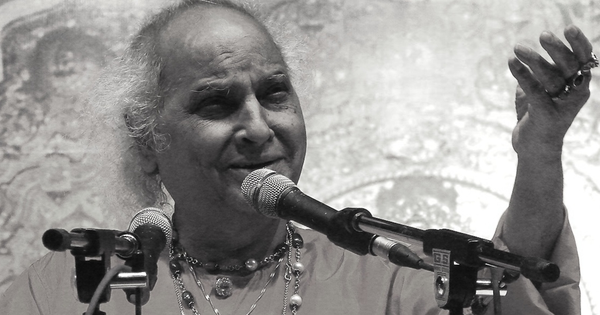 Music and lyrics: Jasraj's versatility is on display in these renditions of raag Yaman