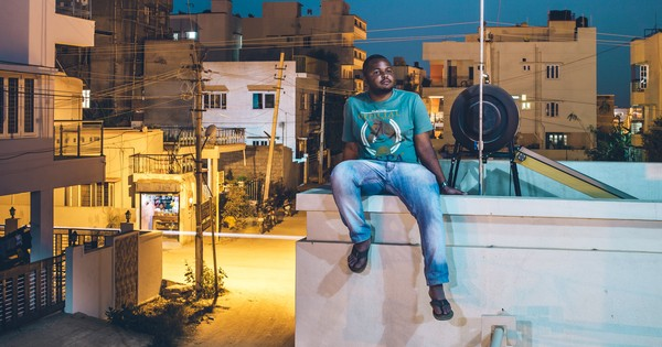 A photographer trains his lens on the racism faced by Africans in India