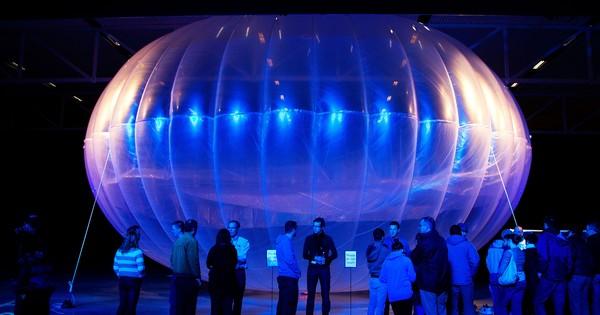 गूगल के ये गुब्बारे जल्द ही भारत के आसमान में भी दिख सकते हैं