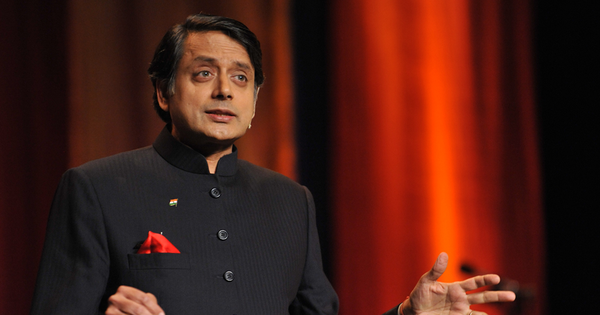 'A gigantic colonial scam': Watch Shashi Tharoor on how and why the Indian railways were built