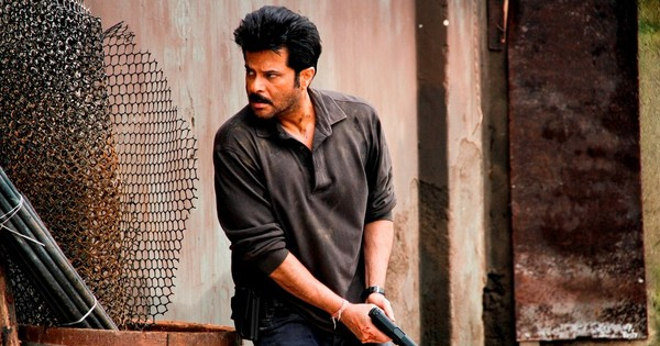The timing is perfect for the second season of Anil Kapoor's '24: India'