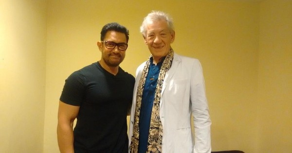 'Sonam Kapoor's here yaa, it's a pretty hot scene!' When Mumbai met Ian McKellen