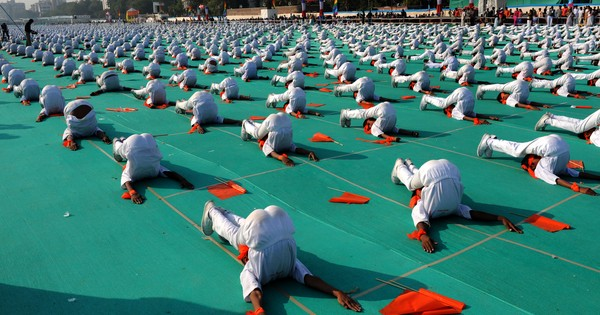 Yoga is not a fundamental right, cannot be made compulsory in schools, says Supreme Court