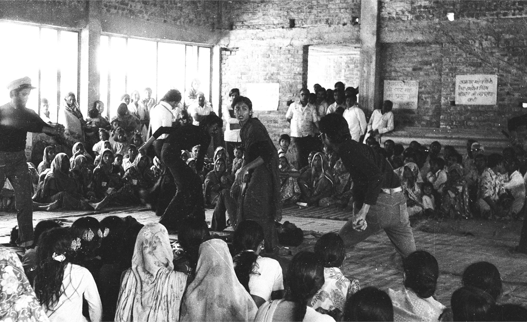 Remembering Safdar Hashmi and the play that changed Indian