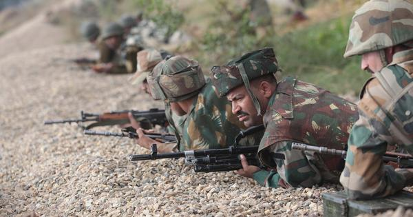 Jammu and Kashmir: Two civilians injured in alleged ceasefire violation in Arnia