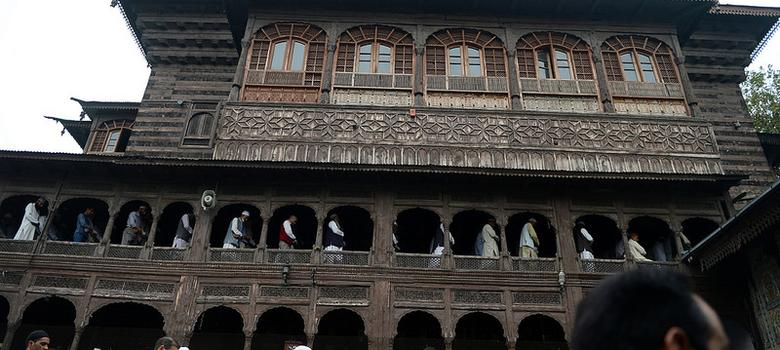 Srinagar's shrines and Kashmiri politics have been intertwined for centuries