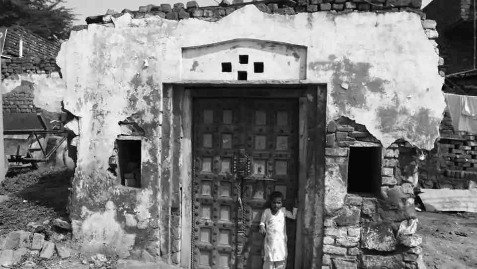 Haryana's Ghasera village. (Photo: HT).