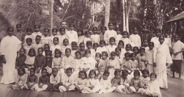 A slice of life from Kerala almost a century ago