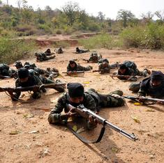 Chhattisgarh encounter: Bodies of nine suspected Maoists handed over to families