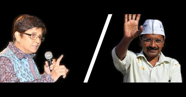 In Kejriwal Bedi Battle Two Opposing Ideas Of The Indian