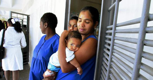 Lessons from Cuba on eliminating the transmission of HIV from mother to child