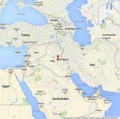 Eight killed by suicide bomber near Baghdad Shiite mosque, say officials