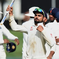 Virat Kohli named BCCI's Cricketer of the Year