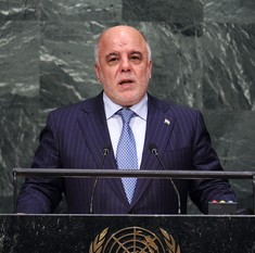 Iraqi Prime Minister declares an end to the country's war against Islamic State