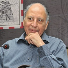 'Stir from your soporific stance and act': Poet Keki Daruwalla appeals to Sahitya Akademi president