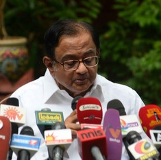 P Chidambaram's wife Nalini named in Saradha scam chargesheet