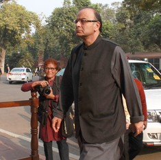 Has the BJP decided to temporarily shelve GST and gun for the Opposition instead?