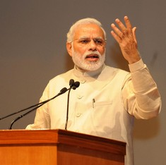 The big news: Narendra Modi calls for national movement to conserve water, and 9 other top stories
