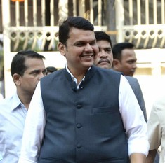 Those who don't say 'Bharat Mata ki Jai' have no right to live in the country: Devendra Fadnavis