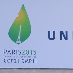 Paris climate summit: Protesters around world demand binding agreement