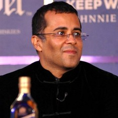 Watch: Chetan Bhagat researched the lives of women for his new book by getting a wax