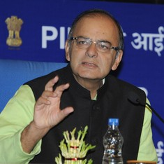 Congress should fight National Herald case legally, not disrupt Parliament, says Arun Jaitley