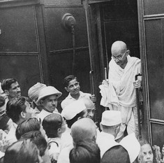 The double murder of Mahatma Gandhi