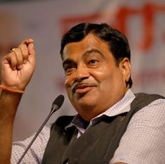 BJP changes criminals for good, claims Nitin Gadkari