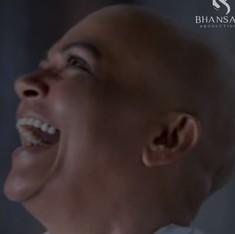 Tanvi Azmi's bold-to-bald journey