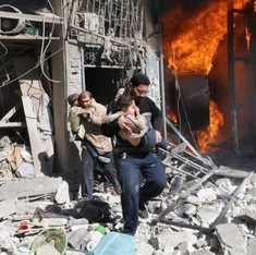 11.5% of Syria's population has been killed or injured in the past five years: Report