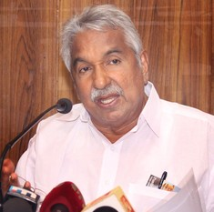 Kerala CM Oommen Chandy rejects bribery charges made against him in solar scam