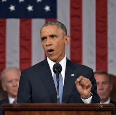 Fight against ISIS not World War III: Barack Obama in State of the Union address