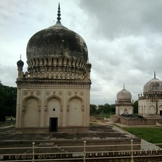 Will the grey domes of Golconda be restored to the fabulous green of old?