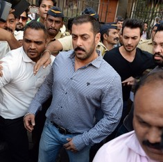 Salman Khan says forest officials framed him in Arms Act case