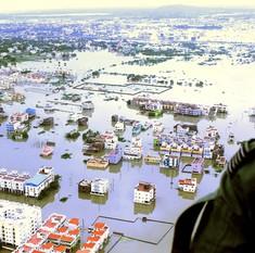 Jayalalithaa says Centre has declared Tamil Nadu floods 'calamity of severe nature'