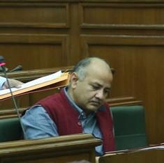 Delhi Assembly: AAP introduces Janlokpal Bill, BJP's Vijender Gupta evicted