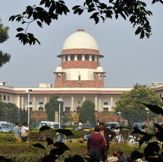 Congress supporter challenges Juvenile Justice Act in Supreme Court