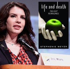 Stephenie Meyer has swapped her characters' genders in a new version of 'Twilight', but why?