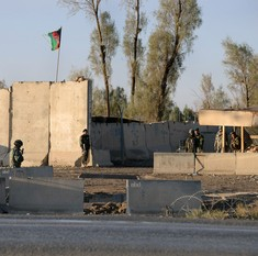 Kandahar airport siege toll rises to 50, officials say 11 Taliban militants also dead