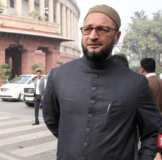 I'm against Hindutva, not Hindus, says Asaduddin Owaisi