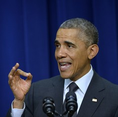 Paris summit: Obama says US embraces responsibility for fixing global warming