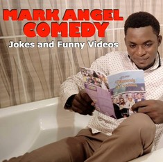 Mark Angel, who sends up Nigeria one video at a time