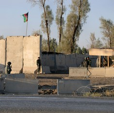 37 killed in Taliban attack on Afghan airport, say officials