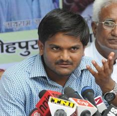 BJP offered me Rs 1,200 crore to withdraw Patel quota stir: Hardik Patel