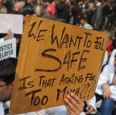 Three arrested for raping woman in moving car in Delhi's Amar Colony area